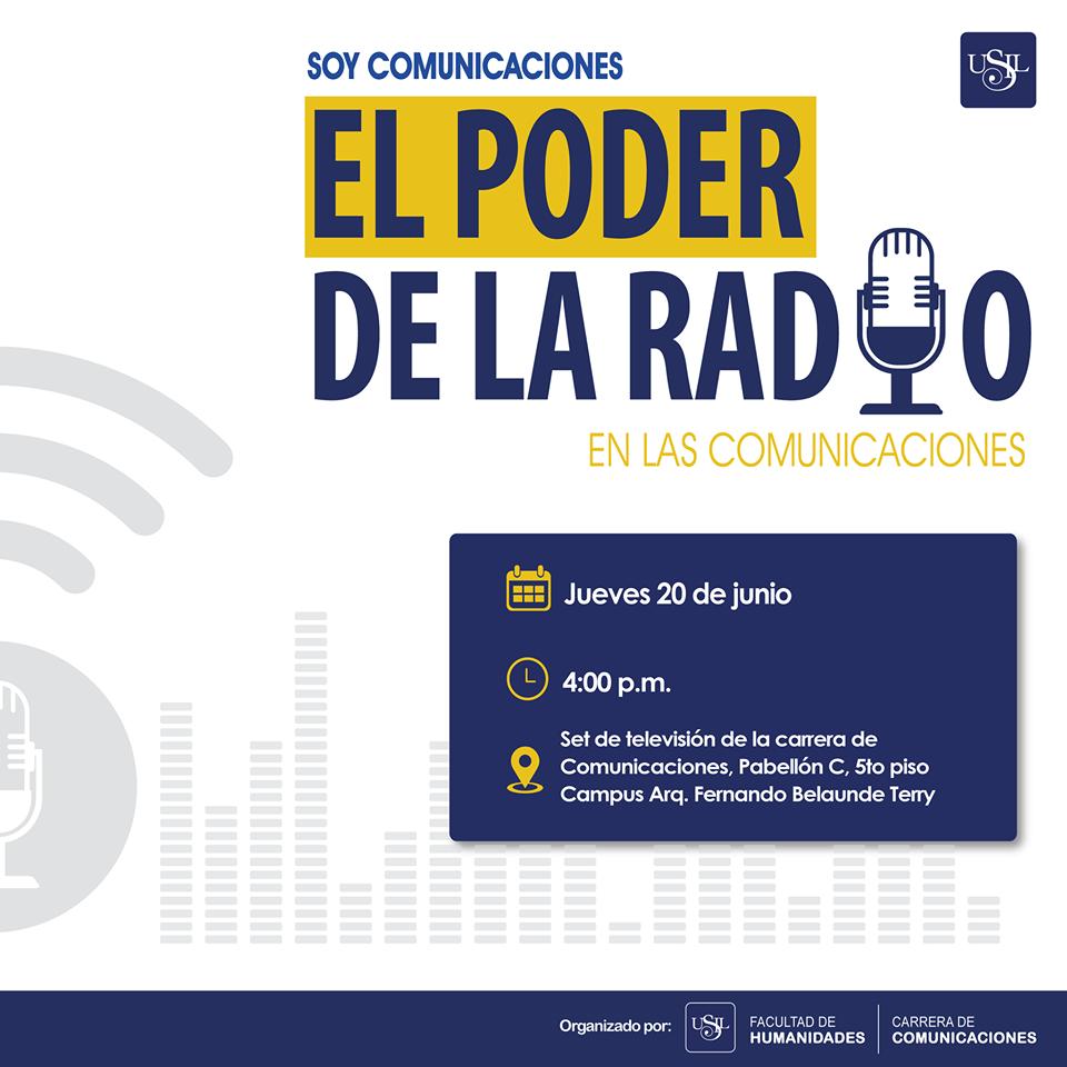 El Poder de la Radio-20 de junio